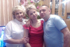 Семья Гуторовых