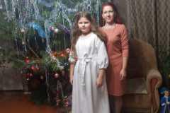 Семья Киселёвых