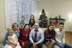 Семья Кузюковых