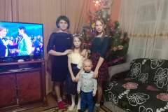 Семья Симоненко