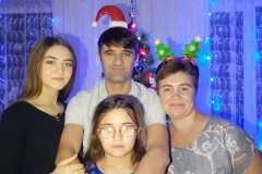 Семья Тулуповых