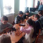 Районный шахматный турнир «Белая ладья»