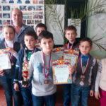 Финал чемпионата Климовского района  по шахматам
