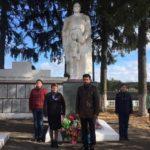 День освобождения Климовского района в Сачковичском сельском поселении