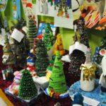 Новогодний конкурс поделок и рисунков «Друзья Деда Мороза».