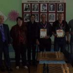 Шахматный турнир памяти Пригоровского