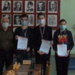 Шахматный турнир, посвященный Дню защитника Отечества