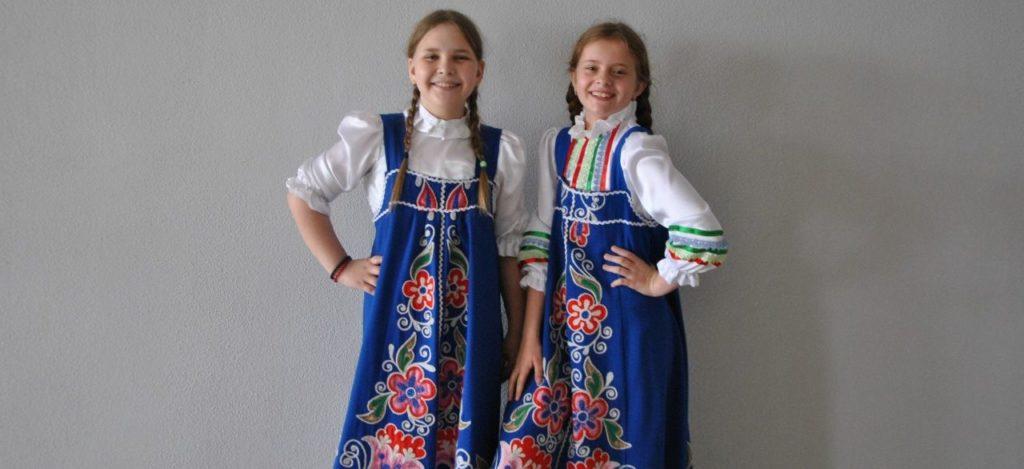 Мария Кущан и Мария Хохлова