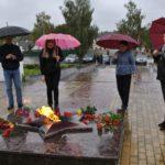 24 сентября в рп Климово прошли  празднования посвященные 78-й годовщине освобождения Климовского района от немецко-фашистских захватчиков